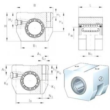 INA KGHK12-B-PP-AS bearing units