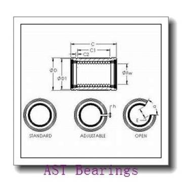 AST GEH140XT-2RS plain bearings