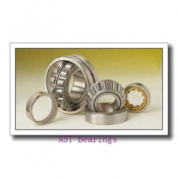 AST 5208-2RS angular contact ball bearings