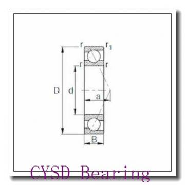 CYSD 1621-ZZ deep groove ball bearings
