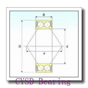 CYSD NN3012/W33 cylindrical roller bearings