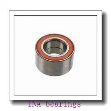 INA NA4907-RSR needle roller bearings