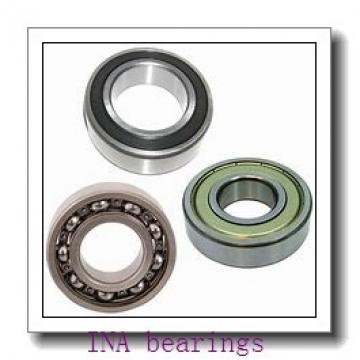 INA GE 100 UK-2RS plain bearings